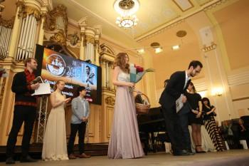 У Львові завершився ІІІ Міжнародний конкурс скрипалів Олега Криси