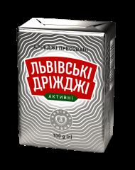 Львівські дріжджі пресовані 100г