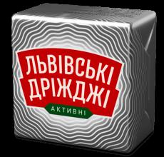 Львівські дріжджі пресовані 42г