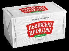 Львівські дріжджі пресовані 1кг