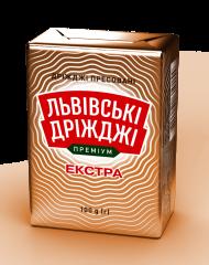 Львівські дріжджі Екстра 100г